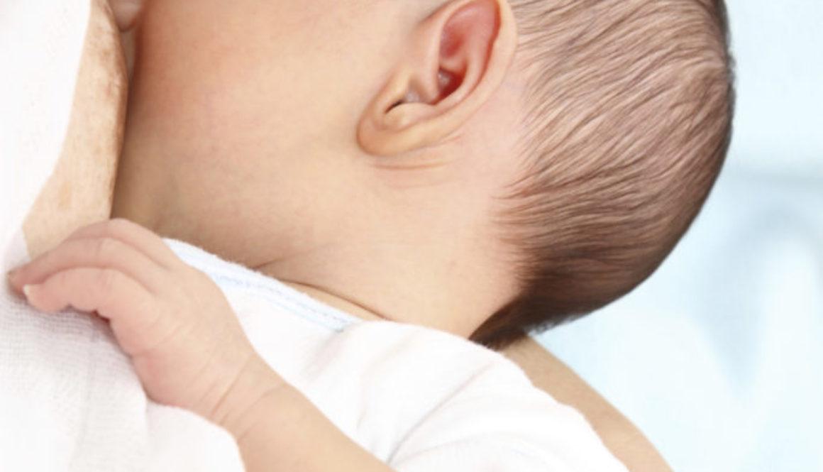 baby nursing nipple irritation