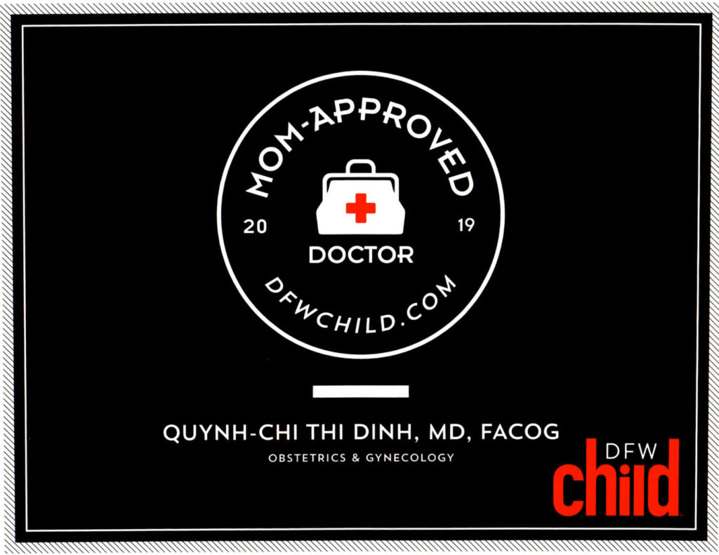 Quynh Chi Dinh, MD, FACOG - Dallas OBGYN Doctors