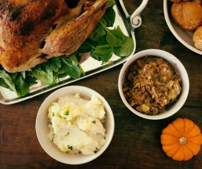 thanksgiving meal food poisoning